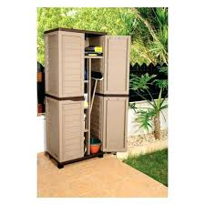 plastic outdoor storage cabinet. Fine Plastic Awesome Outdoor Storage Cabinets With Shelves Cabinet  Style Garden Plastic  With Plastic Outdoor Storage Cabinet T