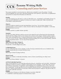 Bistrun Things To Include In A Resume Unique Skills To Put A