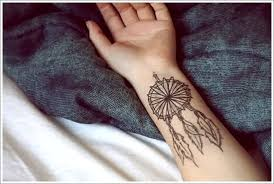 Dream Catcher Tatt 100 Amazing Dreamcatcher Tattoos And Meanings 23