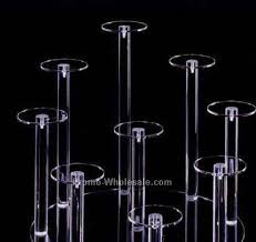 Acrylic Pedestal Display Stands Acrylic Pedestal 100 Dumbbell GroupingWholesale china 85