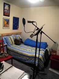 Charming Bedroom Recording Studio | By Quirkyfemme Bedroom Recording Studio | By  Quirkyfemme
