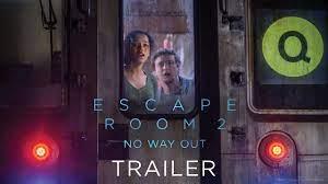 ESCAPE ROOM 2: NO WAY OUT - Trailer ...
