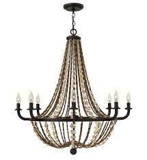fredrick ramond fr42868vbz hamlet vintage bronze 8 light chandelier undefined