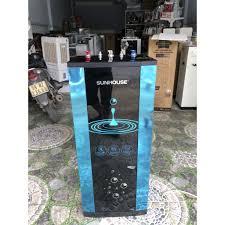 Máy lọc nước RO nóng lạnh Sunhouse SHR76210CK 10 lõi - Hàng trưng bày Điện  Máy Xanh - Bảo hành 12 tháng