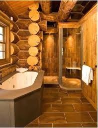 log cabin bathroom designs log cabin bathroom ideas elegant best log house master bath images on log cabin bathroom