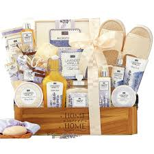 wine country gift baskets lavender vanilla spa gift baskets 381 the