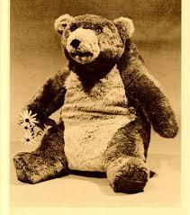 Teddy Bear Chart Pdf Digital Download Vintage Chart Sewing Pattern Stuffed Plush Soft Body Grizzly Teddy Bear