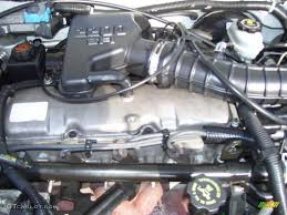 2002 Chevrolet Cavalier Sedan 2.2 Liter OHV 8-Valve 4 Cylinder ...