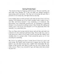 short essay example for kids co short