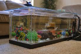 fish tank coffee table elegant adorable fish tank stand coffee table ottoman round coffee table