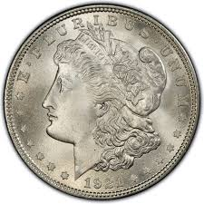 1921 Morgan Silver Dollar Values And Prices Past Sales