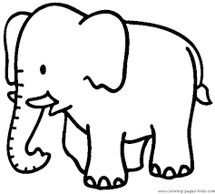 Safari Animals Coloring Pages At Getdrawingscom Free For Personal