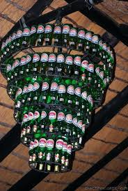 full image for how to make a beer bottle chandelier without a kit beer chandelier how