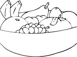 Fruit Of The Spirit Coloring Pages Fruit Of The Spirit Coloring