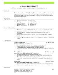 Sample Office Manager Resumes Sample Office Manager Resume Skinalluremedspa Com