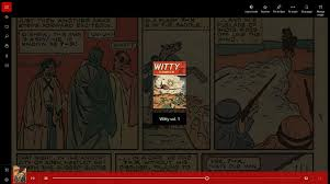 Cover App Windows Cover Is A Great Windows 10 App For Reading Comic Books