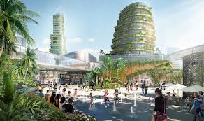 sasaki associates office archdaily sasakis forest city master plan in iskandar malaysia stretches across 4 islands amy modern office chair