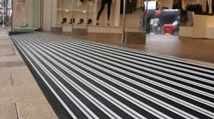 external flooring solutions. safety matting our solutions are constructed from anodised heavy duty aluminium treads to external flooring