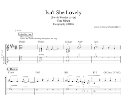 Guitar Solo Chart