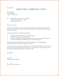 Work Authorization Letter how to write authorization letter Ninjaturtletechrepairsco 1