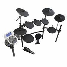 simmons sd550. simmons sd9k electronic drum kit with rack and module sd550