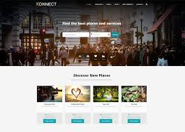 Template For Directory J Konnect Joomla Template For Directory Cms Junkie