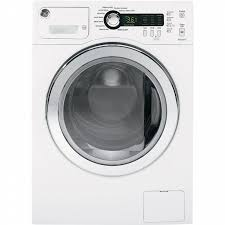 Ge Appliances Washing Machine Ge Appliances Wcvh4800kww 22 Cu Ft Front Load Washer White