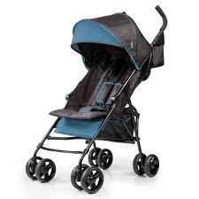 Designer Baby Stroller Summer Infant 3dmini Convenience Lightweight Foldable Travel Baby Stroller Blue