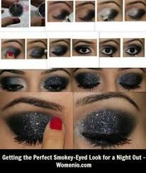 13 glamorous smoky eye makeup tutorials for stunning party night out look