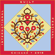 QUILT FESTIVAL CHICAGO & NOTE: If you are enrolled for a class at Festival, you do NOT need to  purchase a daily admission ticket. Your badge serves as entry to the show. Adamdwight.com