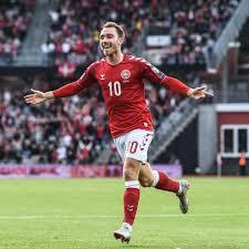 Christian Eriksen has now scored 14 goals in his last 18 ...