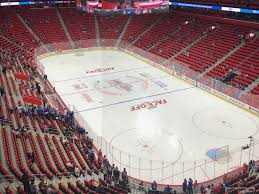 Little Caesars Arena Mezzanine 21 Detroit Red Wings