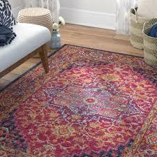 pink and orange area rugs pink orange area rug alfred abstract grey orange pink area rug