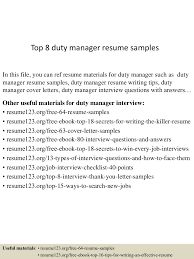 topdutymanagerresumesamples conversion gate thumbnail jpg cb