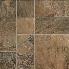 swiftlock 15 63 in w x 4 23 ft l desert slate baked earth tile look
