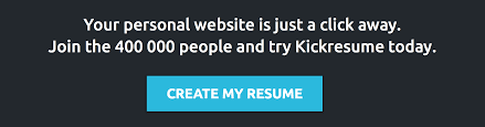 Personal Resume Website 100 Reasons You Should Create Your Personal Career Website 93