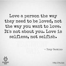 Selfless Love Quotes Fascinating Selfless Love Quotes Stunning Love Quotes For Him Love A Person The