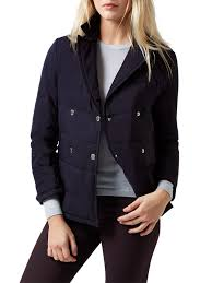 Quilted Pea Coat - Tradingbasis & Burberry Slim Fit Quilted Pea Coat In Natural Lyst Adamdwight.com
