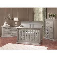 gray nursery furniture. baby cache vienna lifetime crib ash gray babies nursery furniture