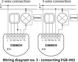 dimmer 2 fibaro manuals it is not recommended to install different types of wall switches momentary toggle etc in a 3 way connection