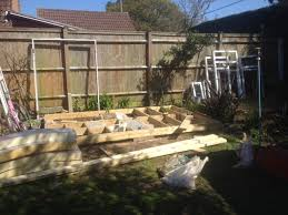 how to build a garden. How To Build A Garden Room From Scratch Day 3