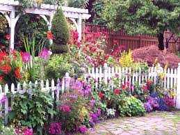 Small Picture Designing A Cottage Garden Home Decorating Interior Design
