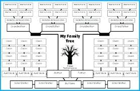 Microsoft Lesson Plans Office Family Tree Template Excel Lesson Plans Large Printable