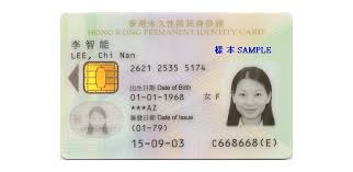 Foreigners For Identity Card Hong Kong