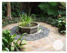 Small Picture Garden designs Sydney Life began in a Mystery Garden