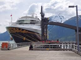 Holland America's Charlie Ball pitches partnership for future port  management in Skagway | KHNS Radio | KHNS FM