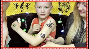 как сделать временную татуировку в домашних условиях челендж Tattoo