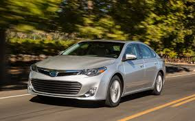 First Drive: 2013 Toyota Avalon and Avalon Hybrid - Automobile ...