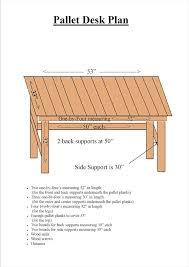 full size of home design winsome pallet desk plans tables home design wonderful pallet desk