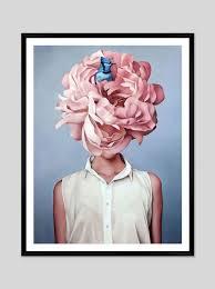 <b>FAS008</b>-<b>Fashion Flower</b> 4 – Art Store World
